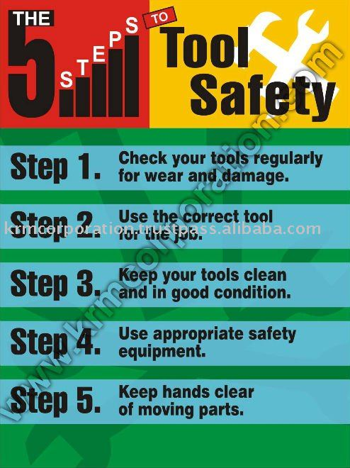 LOCKOUT Poster Industrial Safety Posters/ Signs