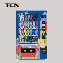 T-shirt shoes clothing vending machine for sale