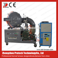 Energy Efficiency 1700C Best price vacuum hardening furnace for sale with High Temperature