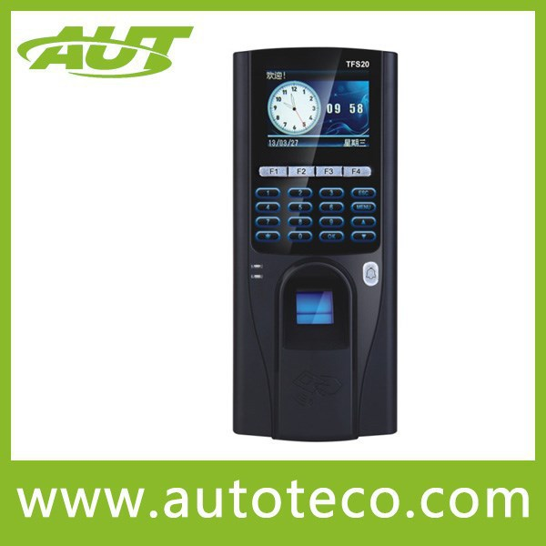 Home Security System Biometric RFID Card Access Control Software