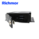 Richmor hot selling 4ch 2 sd card portable dvr digital video recorder