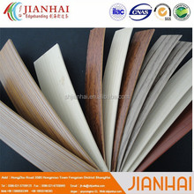 High glossy PVC edge banding for furniture