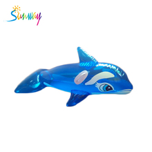 Giant whale Inflatable Swimming Pool <strong>Water</strong> Floats For Sale/Lovely Custom PVC Blue Giant Inflatable Whale pool float