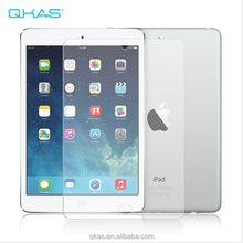 Whole transparency Ultra thin Anti-static 9H tempered glass screen protector for IPad MIni or 7 inch tablet