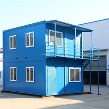 australia light steel structure keep warm container houses for Pakistan