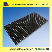 High brightness and well radiating smd outdoor p10 led display module