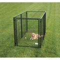 galvanizedmetal welded wire mesh cage dog kennel