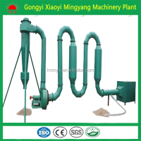 2015 Factory plant best selling most professional wood sawdust pipe dryer 008618937187735