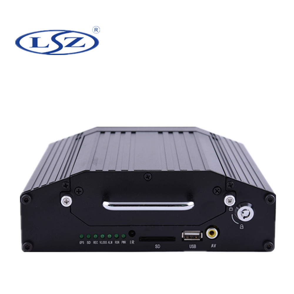 4ch mdvr GPS 4G real time Full HD <strong>D1</strong> H.264 hard disk hdd Mobile DVR Car bus/truck MDVR factory