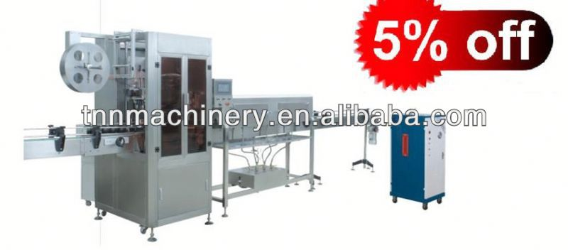 Full Automatic pvc sleeve label making machine for sale(SLM Series)
