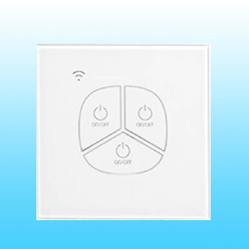Smart touch electrical switches for home automation system/temperature controlled switch electric