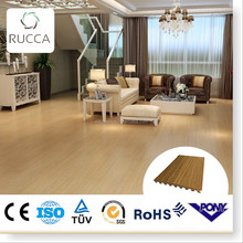 Rucca Wood Texture Durable Healthy Non-slip Living Room Pvc Flooring Plank 120*12mm teak wood decking