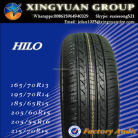 HILO cheap Passenger car tire with ECE GCC