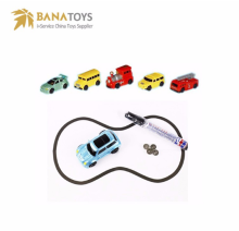 2017 new battery operation magic pen inductive truck car toys