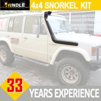 4X4 SNORKEL for the Mitsubishi Pajero NA 2.5L Diesel of 4WD Trucks