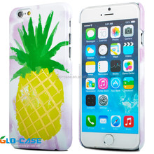 Custom Logo Design Plastic Cell Phone Case for iPhone 6