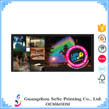 Factory wholesale price sample advertising poster