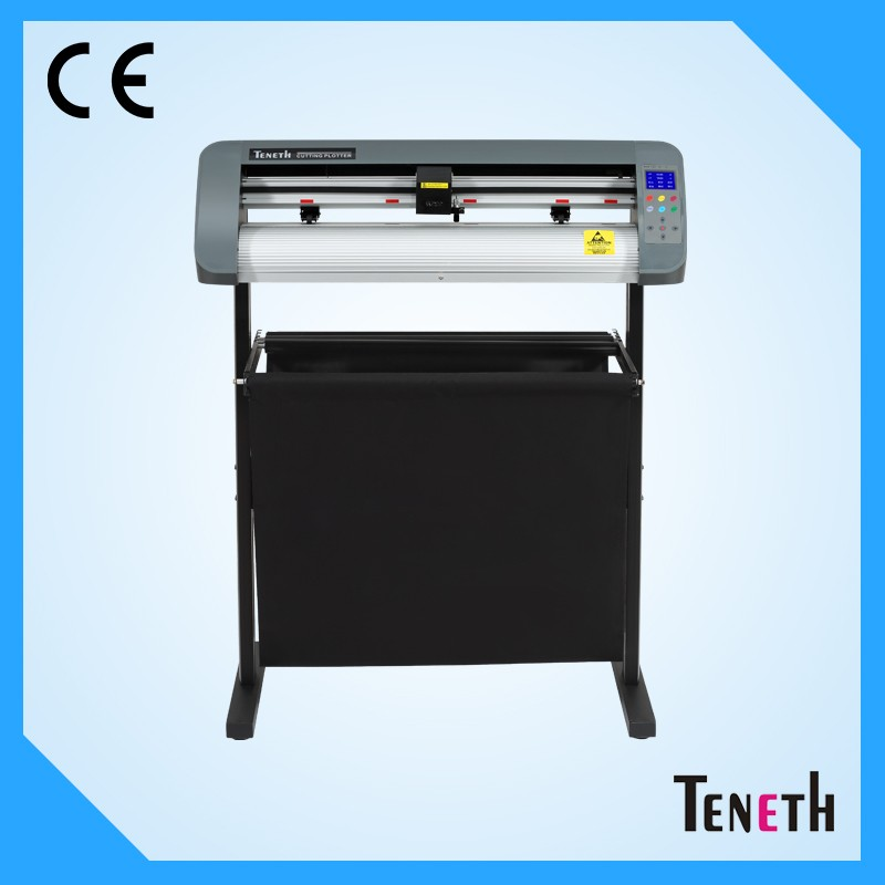 USB COM Interface PVC Vinyl Film Computer Used Vinyl Cutter Plotter cutting plotter TH740L