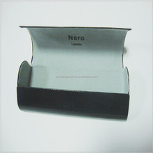 High Quality PU Leather Glasses Case Promotional
