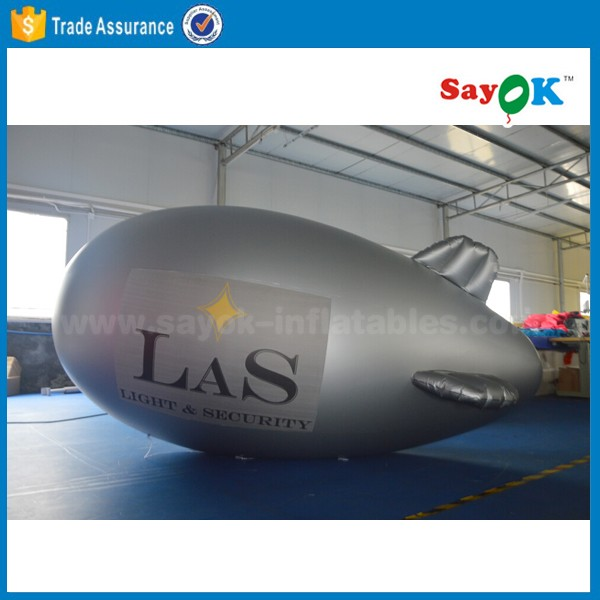 3m inflatable blimp for sale advertising custom inflatable rc blimp outdoor