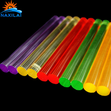 NAXILA Excellent Acrylic Square Plastic Rod Of Small Size