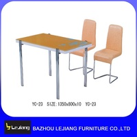 glass top dining table chairs