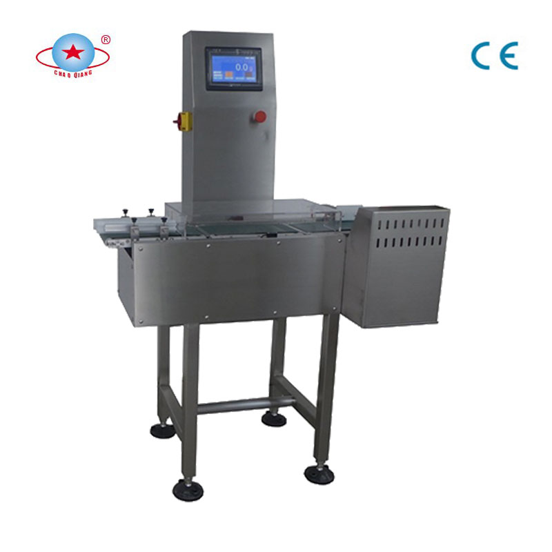 frozen chicken wing/chicken feet/fish/sea food automatic checkweigher