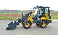 Hot sale mini multi-functional wheel loader