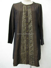 linen ladies long kurta