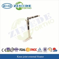 CE Knee joint external fixator medical device orthopedic back braces knee brace