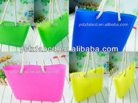 New silicone summer hand bags 2013