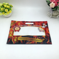 high temperature microwavable reusable plastic oven bag,turkey oven bag,roasting hot chicken bags