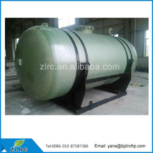 Grp frp fiberglass container/ storage tank for vinegar/ soy sauce / water / brine