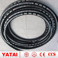 The Lowest Price Best Quality Double Layer Fibre Braided SAE r3 Hydraulic Hose