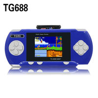2.4 inch lcd usb tv cd player tv game player