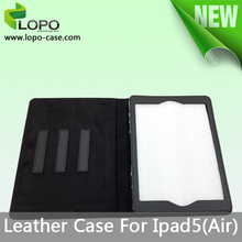 Blank case, sublimation leather case for iPad Air