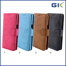 [GGIT] High Quality Luxury Frosted Separable Flip Cover For Samsung Galaxy S7 Edge Leather Case