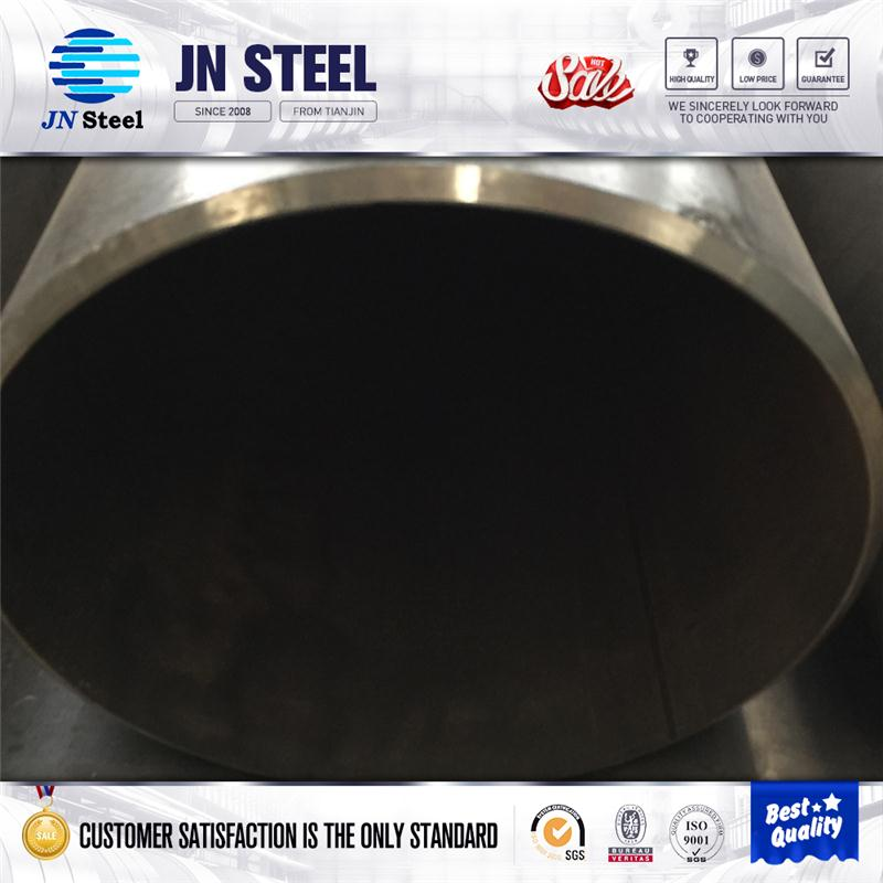Black steel tube Black steel pipe q235 steel equivalent