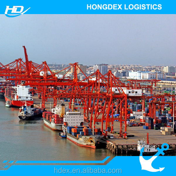 transportation services sea freight shipping china to Pakistan