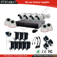 cctv camera 4ch dvr kit