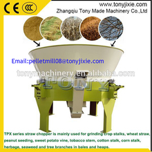 (J)Capacity 5t/h -6t/h Competitive price Tony straw shredder /cutting machine