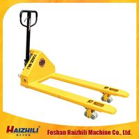 2 ton pallet truck ,hand hydraulic lift, forklift truck for sale