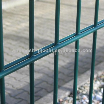 Double Wire Fence Panel