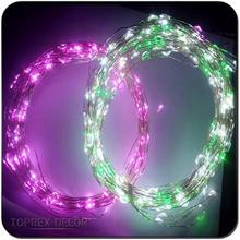2014 Hot Lighting 20 bulbs battery led string light