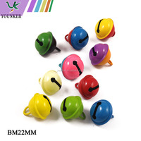 good quality customized colorful bells for Christmas,holiday,festival