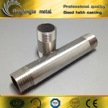 Professional 304 316 hs code for stainless steel pipe and fittings