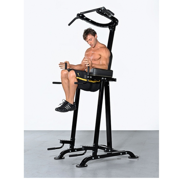 Horizontal bar Pull Up Power Tower