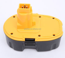 Best quality Ni-MH Dewalt cordless tool battery 18v 2.0ah 3.0ah drill battery
