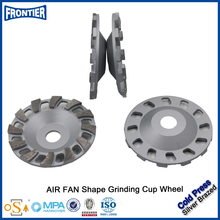 Bottom price modern professional cup shaped grinding wheel