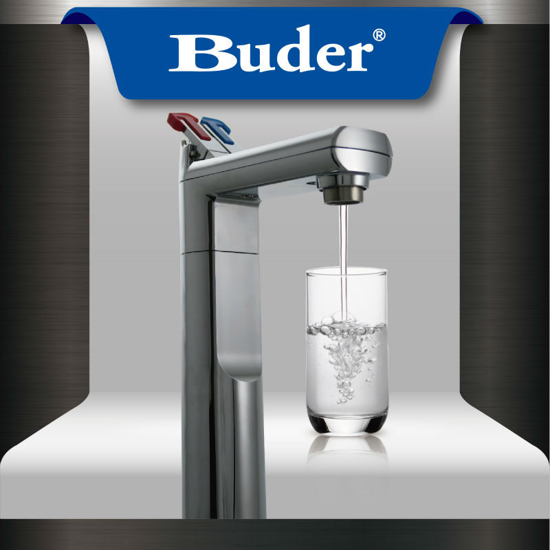 [ Taiwan Buder ] New Chrome Plated Distinctive Water Dispenser Faucet